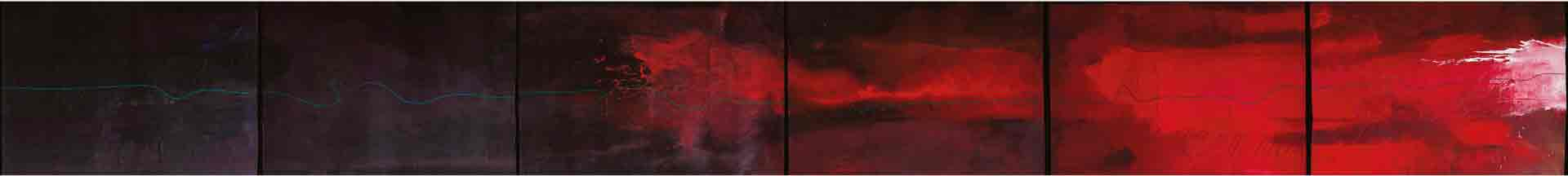 Dalva Duarte 24 Caprices - Abstract strip 04