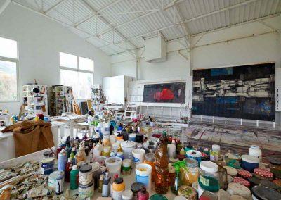 Dalva Duarte - 24 Caprices - Artist Atelier Workshop Saint-Priest Ardèche France