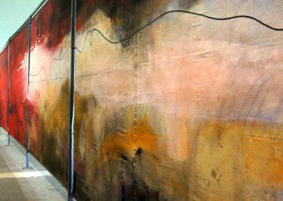 Dalva Duarte - 24 Caprices - Artist Exhibition Exposition Château de Tournon Ardeche ©Paul Barbary