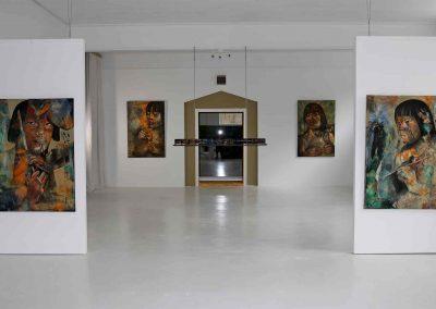 Dalva Duarte Amazonia - Atelier Workshop Saint-Priest Ardèche France-©Jerome Rolland