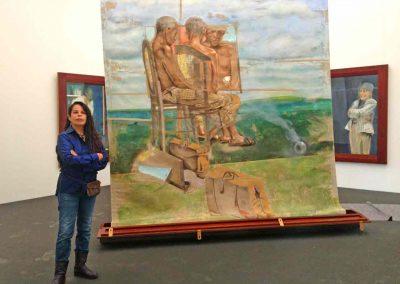 Dalva Duarte - Artist Exhibition Exposition
